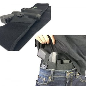 Concealed Carrier, LLC Belly Band Holster for Concealed Carry