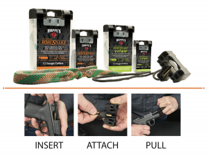 hoppes bore snake kit review