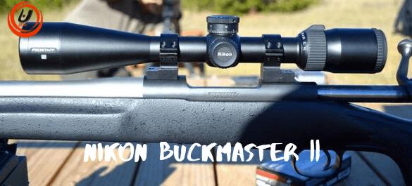 Nikon buckmaster 2 3-9x40 Review